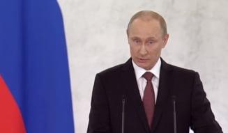Asigurari pentru R.Moldova. Putin: Rusia nu va lua alte regiuni dupa Crimeea