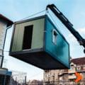 """Asociatia """"Daruieste Viata"""" instaleaza o unitate mobila la Spitalul Judetean Sibiu, pentru triajul pacientilor oncologici"""
