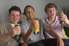 Asociatia Spirits Romania: Consumul de alcool in randul minorilor este foarte ridicat; romanii incep sa bea de la 14 ani