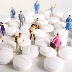 Aspirina, o pastila cu dus si intors. Ce este bine sa stim