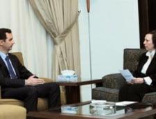 Assad: Nu ne-am predat americanilor, Obama ofera minciuni. Putin ne sprijina