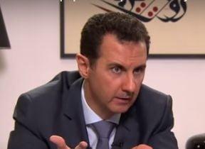 Assad, interviu rar despre refugiati: Sunt luati in vizor cu mitraliera de Occident. Nu mai sustineti terorismul!