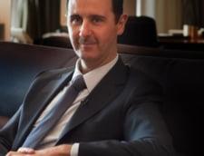 Assad, intrebat daca ii este teama ca ar putea sfarsi ca Ceasescu: Daca era asa, fugeam de mult