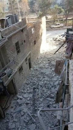 Assad a castigat in Siria. Dar ce a castigat? Siria aproape ca nu mai exista