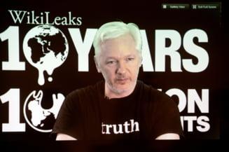 Assange acuza CIA de incompetenta devastatoare, pentru ca a stocat programe de spionaj intr-un singur loc
