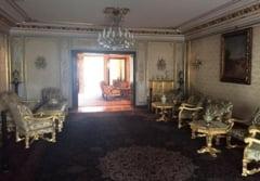 Associated Press a fost in palatul lui Ceausescu din Primaverii: Decadenta, asta e cuvantul!
