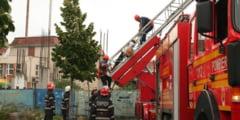 Astazi: Ziua Pompierilor din Romania
