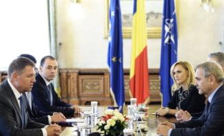 Astazi aflam numele premierului PSD - Iohannis face noi consultari la Cotroceni