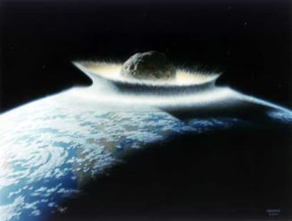 Asteroidul Apophis ar putea lovi Pamantul in 2036