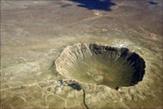 Asteroizi care au lasat urme pe Terra (Galerie foto)