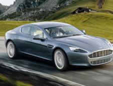 Aston Martin Rapide costa 155.000 de euro