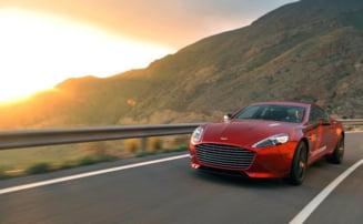 Aston Martin a lansat noul Rapide S