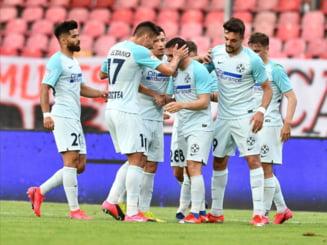 Astra - FCSB 3-2 si echipa lui Becali se indeparteaza de titlu