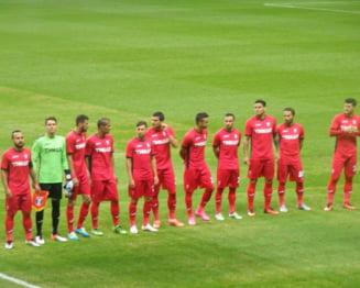 Astra, invinsa de Austria Viena la primul meci din grupele Europa League