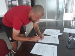 Astra Giurgiu: Bogdan Andone si-a prelungit contractul. Tamas ramane pana la finalul sezonului