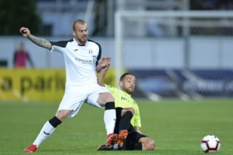 Astra Giurgiu castiga si o egaleaza pe CFR Cluj in fruntea clasamentului Ligii 1