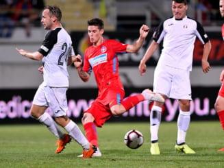 Astra Giurgiu face doua transferuri dupa victoria cu FCSB - presa