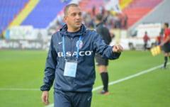 Astra Giurgiu si-a numit un nou antrenor