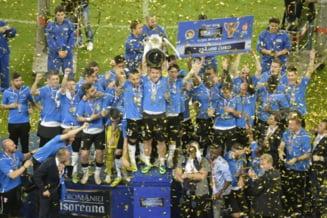 Astra a castigat Cupa Romaniei dupa ce a invins Steaua la penaltiuri