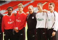 Astra a transferat un fost castigator de Liga Campionilor cu Liverpool - oficial