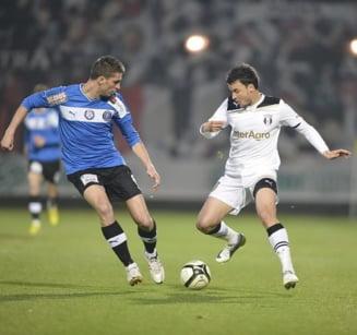 Astra e in semifinalele Cupei dupa o victorie clara cu echipa lui Hagi