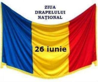 Astra nasaudeana marcheaza ZIUA DRAPELULUI NAEsIONAL, din respect si devotament pentru Romania si simbolurile ei