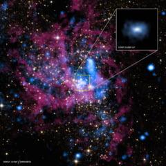 Astronomii au inceput o campanie de fotografiere a gaurii negre din centrul Caii Lactee
