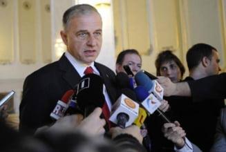 Asul din maneca lui Geoana si Vanghelie pentru a da jos Guvernul Ponta (Video)