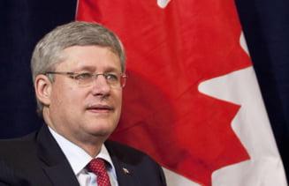 Atac armat in Parlamentul Canadei: Premierul a stat ascuns intr-o debara, parlamentarii si-au facut sulite