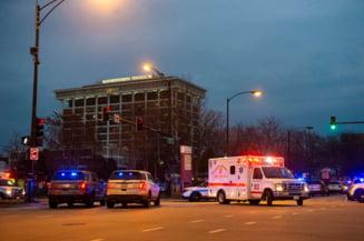 Atac armat intr-un spital din Chicago: Patru oameni au fost ucisi