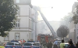 Atac armat intr-un spital din Germania, soldat cu morti si raniti