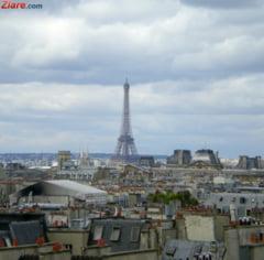 Atac armat la Paris, langa Champs Elysees