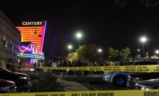 Atac armat la premiera noului film cu Batman: 12 morti si zeci de raniti