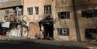 Atac asupra unui convoi de militari in Irak: 25 de morti si 29 de raniti