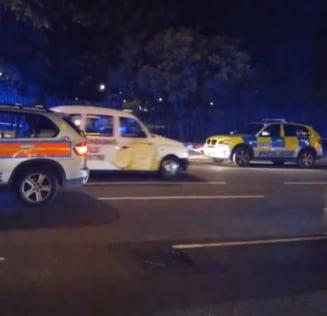 Atac cu cutitul in centrul Londrei, soldat cu mai multe victime