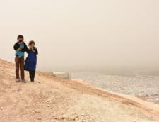 Atac cu gaze toxice asupra orasului sirian Alep soldat cu zeci de raniti UPDATE