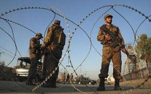 Atac cu masina-capcana in Pakistan