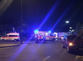 Atac cu toporul intr-un tren din Germania: Un steag al Statului Islamic a fost gasit in camera agresorului