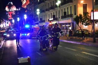 Atac de Ziua Frantei la Nisa: Criminalul le-a spus politistilor ca livra inghetata