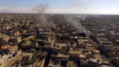 Atac in Siria, in ciuda armistitiului stabilit de Trump si Putin