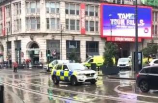 Atac intr-un mall din Manchester - cinci persoane au fost injunghiate