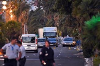 Atac la Nisa de Ziua Frantei: Oficialii romani sunt alaturi de francezi si condamna terorismul