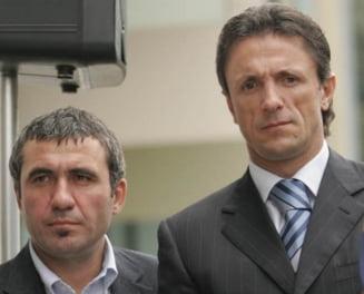 Atac mai dur ca oricand la adresa lui Hagi si Gica Popescu: Mafiotii vor face prapad!