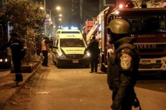 Atac terorist in Egipt: Doi politisti si un pieton, ucisi