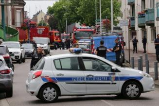 Atac terorist intr-o biserica din Franta: Lacasul se afla pe lista cu tinte a unui suspect de terorism arestat in aprilie