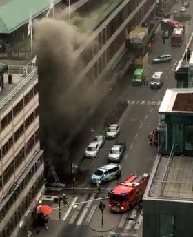 Atac terorist la Stockholm: Politia a publicat poza principalului suspect (Foto)