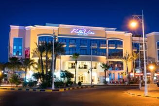Atac terorist la un hotel din Egipt - cel putin doi turisti straini, printre victime UPDATE
