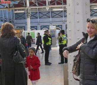 Atac terorist langa o moschee din Londra: Atacatorul trimitea bezele si striga ca vrea sa ucida toti musulmanii