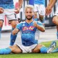 Atacantul belgian Dries Mertens isi va prelungi contractul cu Napoli