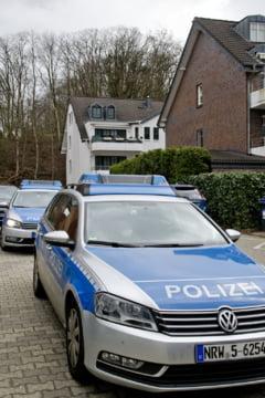 Atacatorul cu toporul din gara de la Dusseldorf e din fosta Iugoslavie si are probleme psihice
